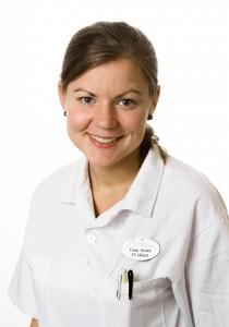 Frida Hintze, ST-läkare på Aneby Vårdcentral