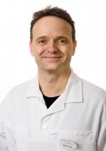 Henrik Ohrt, Distriktsläkare på Aneby Vårdcentral