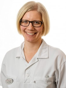 Linn Strömberg, Distriktsläkare på Aneby Vårdcentral