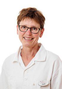 Birgitta Brengdahl, Sjukgymnast på Aneby Vårdcentral
