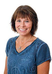 Gunilla Sigfridsson, Samtalsterapeut på Aneby Vårdcentral