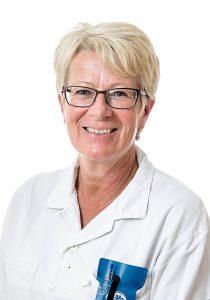 Inger Svensson, Undersköterska på Aneby Vårdcentral