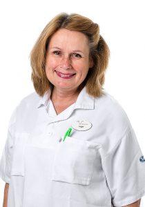 Inger Uddfolk, Distriktssköterska på Aneby Vårdcentral