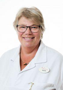 Monica Eriksson, Undersköterska på Aneby Vårdcentral