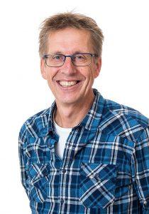 Roland Frick, Samtalsterapeut på Aneby Vårdcentral